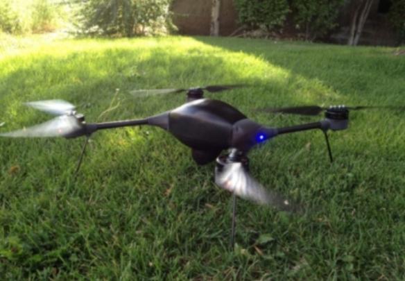 Quad VTOL Drone