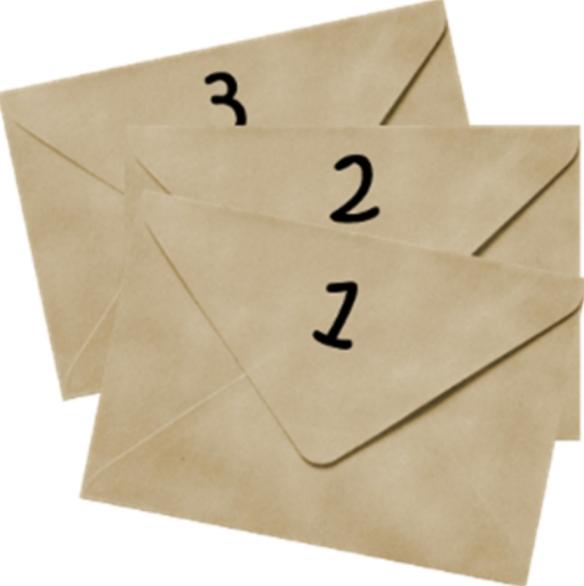 3envelopes