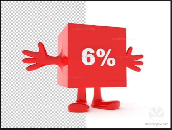 6percent